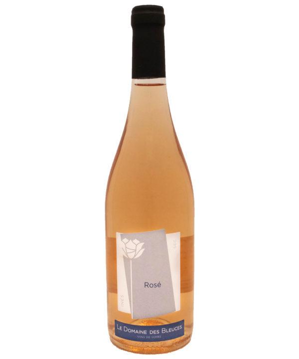 Rosé sec Inés 75cl Domaine des Bleuces